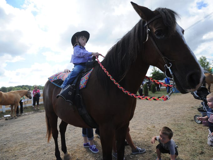 August 12, 2015Ava Kohls gets the opportunity to ride