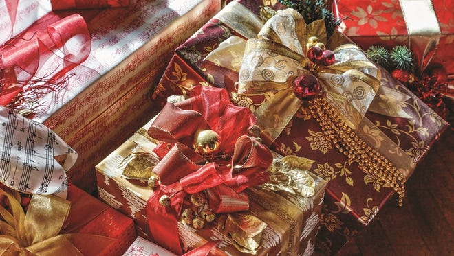 Reducing waste come the holiday season does not mean celebrants have to forgo big family meals or beautifully wrapped gifts.
