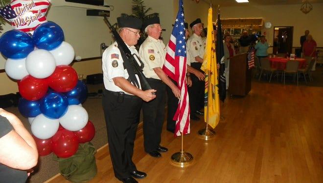 The Vero Beach Elks Lodge will salute veterans on Veterans Day.