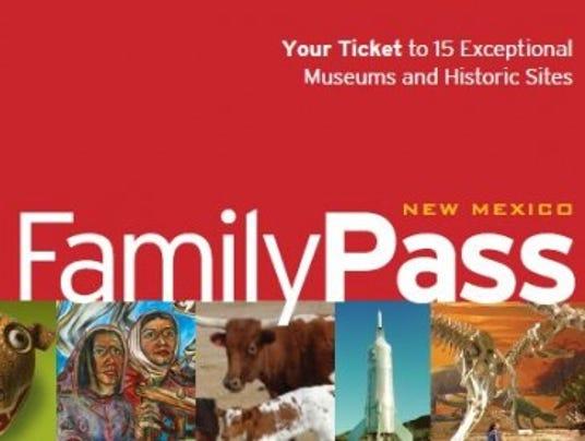 New Mexico FamilyPass