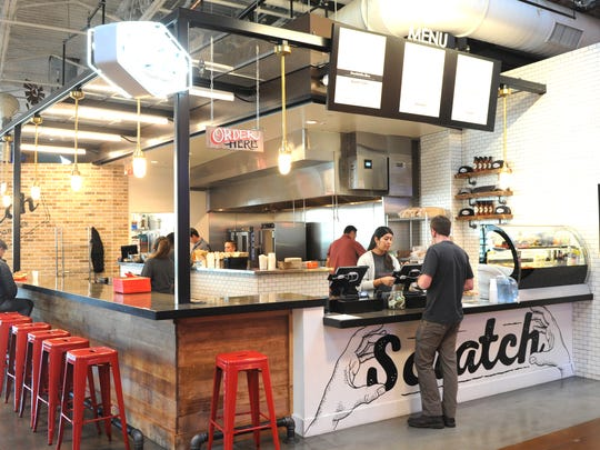 Scratch Sandwich Counter opened in November 2017 inside The Annex at The Collection at RiverPark in Oxnard.