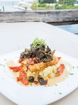 Pecan-fried mahi mahi is among the entrees Fish House will serve during Summer Restaurant Week.