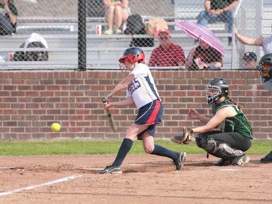 West Monroe Softball 4/15/13