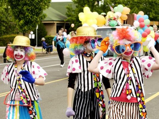 Keizer Iris Festival