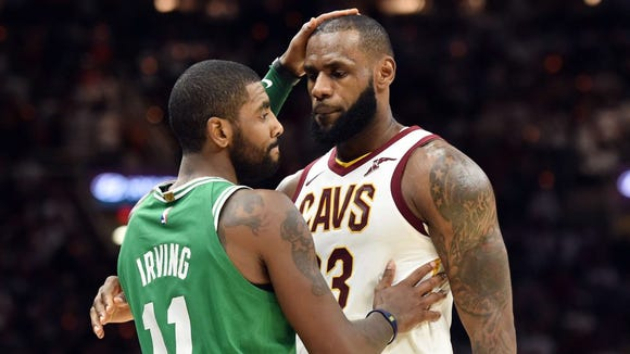 How the Celtics should convince LeBron James to sign with them