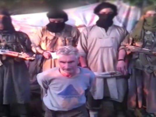 Algeria French Hostage