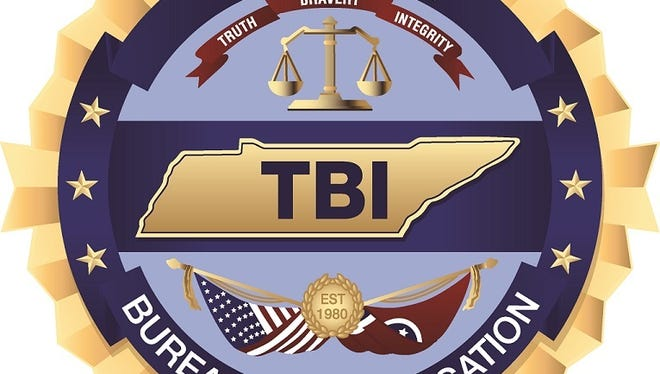 Tennessee Bureau of Investigation logo