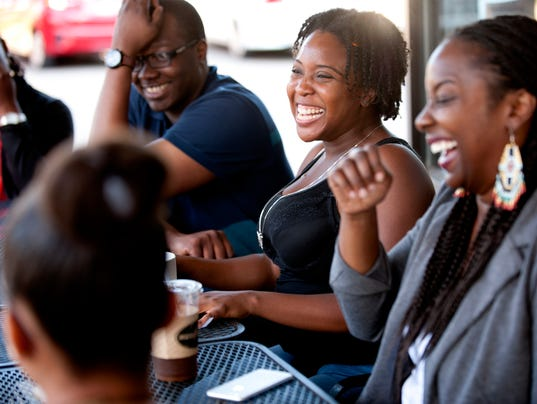 The Black Market fills a void for young black professionals