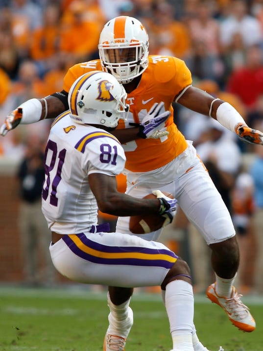Tennessee is no 18 in the rundown of 2017 college football teams 2017 03 13 darrin kirkland tennessees publicscrutiny Gallery