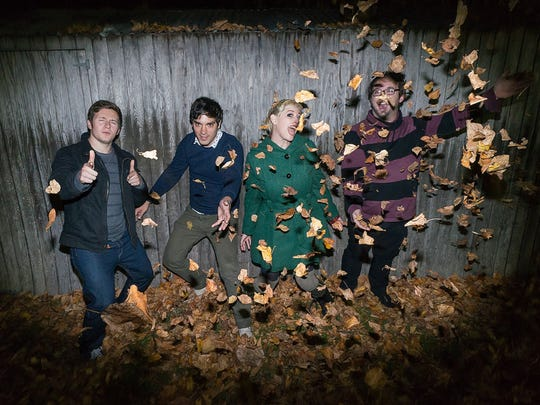 The indie rock band Dentist will perform Jan. 1 and 8 at The Saint in Asbury Park.