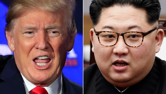 A proposed summit between President Trump and North Korean leader Kim Jong Un is just weeks away.