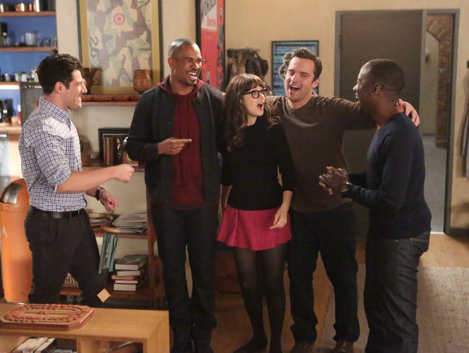 "Tuesday, Nov. 5: 'New Girl' (Fox, 9 ET/PT): It hasn't been a great season so far for 'New Girl,' as the show's handling of the relationship between Jess and Nick and its effect on their roommates has been an unfortunate drag. But here's something that might help: the return of Damon Wayans Jr., whose 'Happy Endings'-induced exit was an early blow to the series. His return as ""Coach"" is a boon to viewers, though it does mean the writers are going to have to try even harder to come up with something funny for his replacement, Lamorne Morris' Winston."