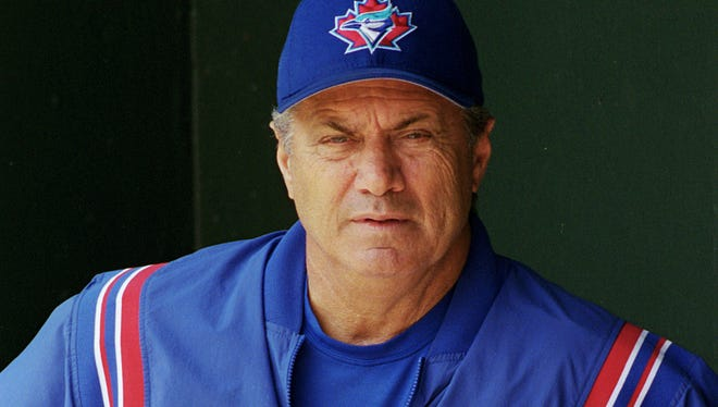 Jim Fregosi managed 15 years in the majors with the Angels, White Sox, Phillies and Blue Jays.