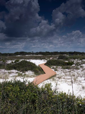 Conde' Nast Traveler magazine confirmed what a lot of people living in Pensacola and Gulf Breeze already know by naming Pensacola Beach and Gulf Islands National Seashore as Florida's most beautiful place.