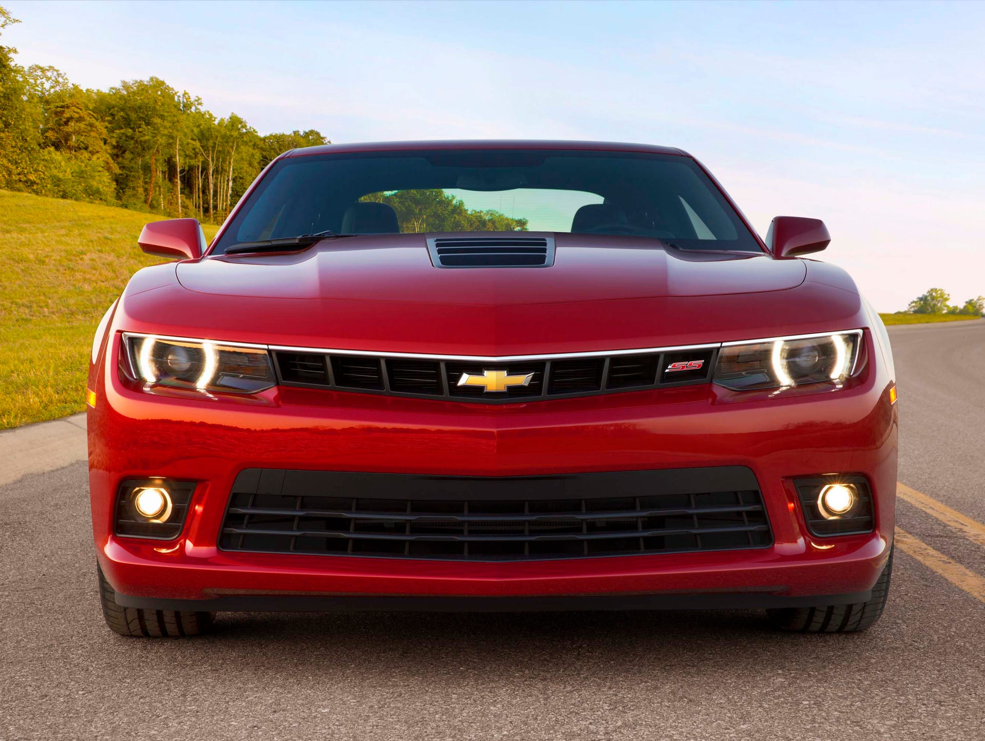 2015: With the much-anticipated, sixth-generation Camaro