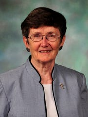 Sister M. Canice Johnson died Tuesday of cancer at 81.