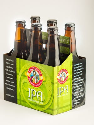 Highland IPA will make its debut Dec. 31 at a New Year's Eve party at the brewery.  It will replace Highland's longtime IPA, Kashmir.