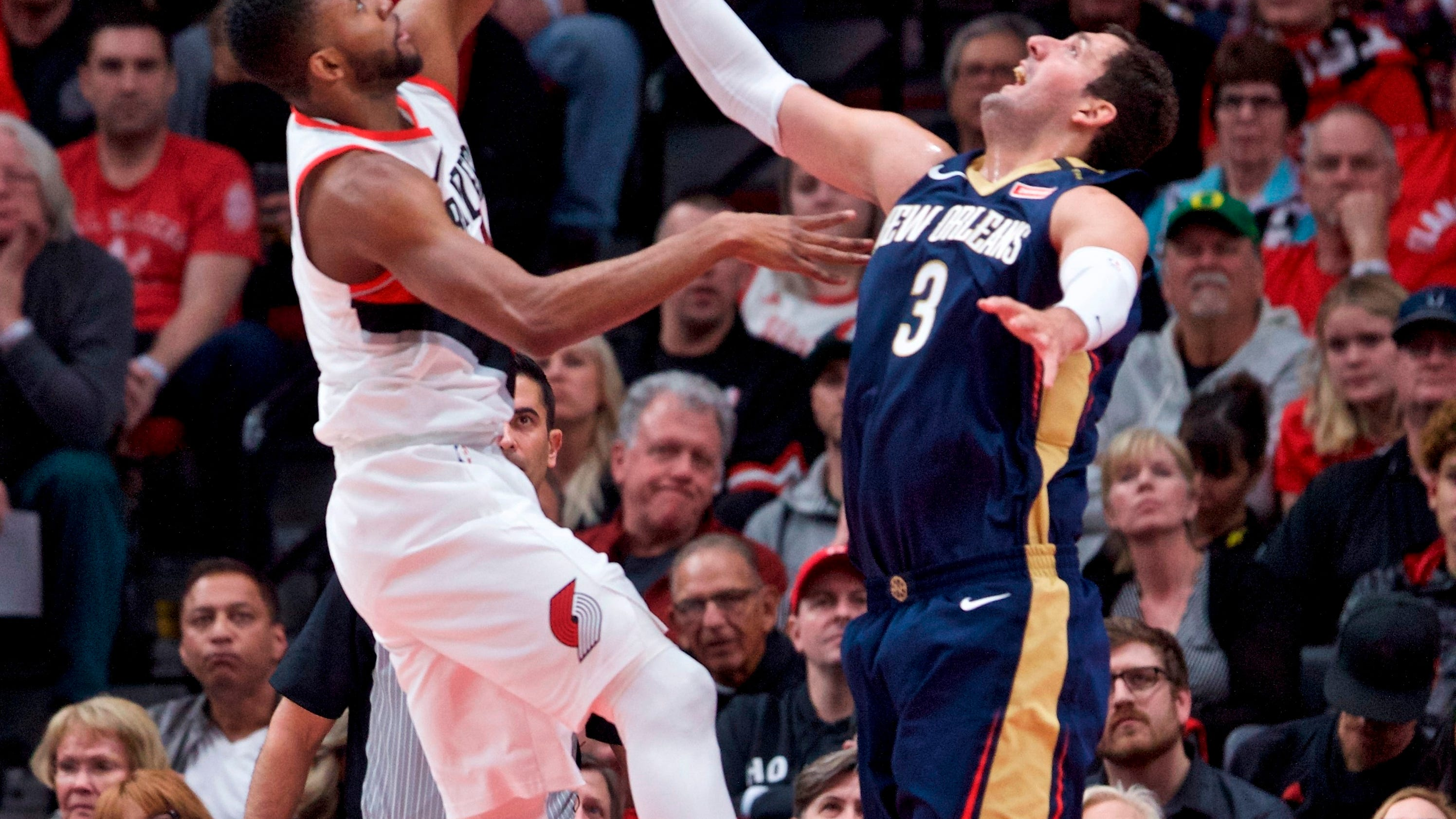 Trail Blazers Rule Out Turner For Game 3 Vs Pelicans