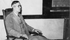George Barrett was shot during a gunfight with special agents.