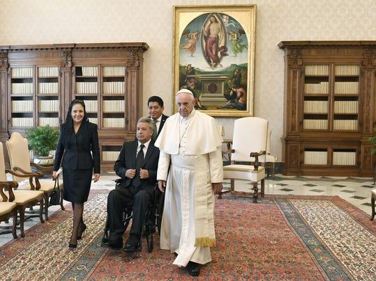 Vatican Ecuador