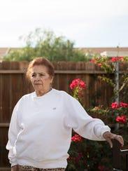 Ramona Morales, a Coachella Valley resident who has