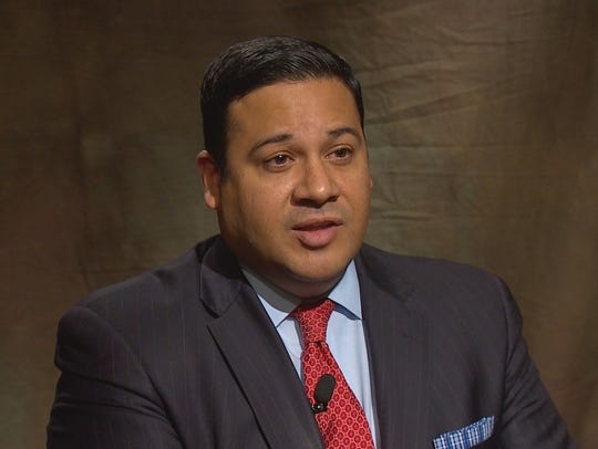 State Rep. Jason Villalba, R-Dallas