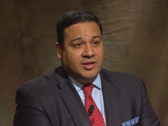 State Rep. Jason Villalba, R-Dallas