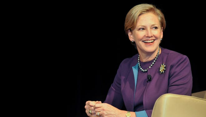 DuPont Chief Executive Ellen Kullman is the first woman to lead the company in its 212-year history.