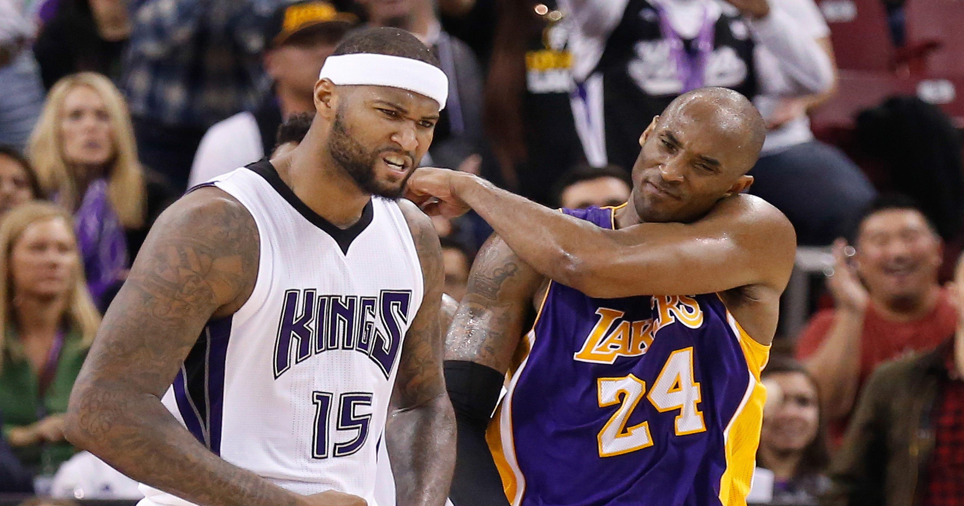 98a70604d99 Kings drop Lakers to snap five-game losing streak