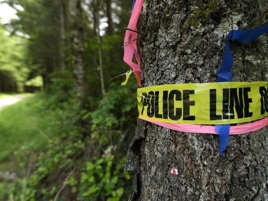 Rural Washington Killings
