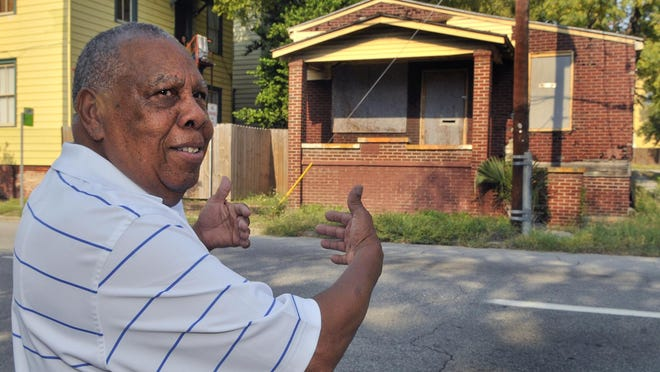 """A former neighbor of Chatham County Commissioner James Holmes  pays homage to the man he calls """"Coach."""""""