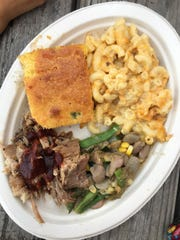 Enjoy locally sourced, scratch made food at Swamp Rabbit