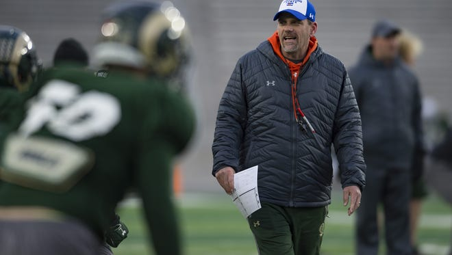 CSU coach Mike Bobo is in the midst of signing his fourth recruiting class at the school.
