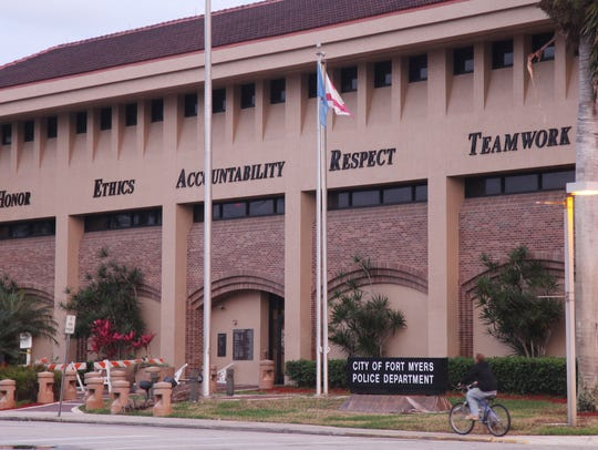 The Fort Myers Police Department.
