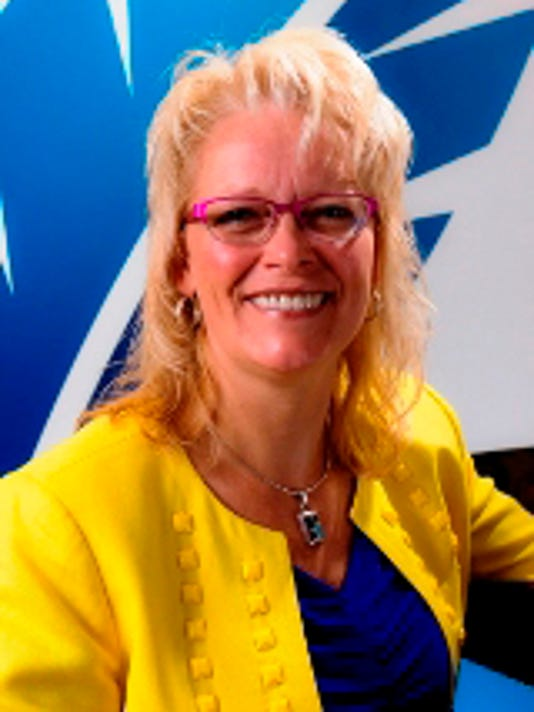 Germantown Clerk Barbara Goeckner