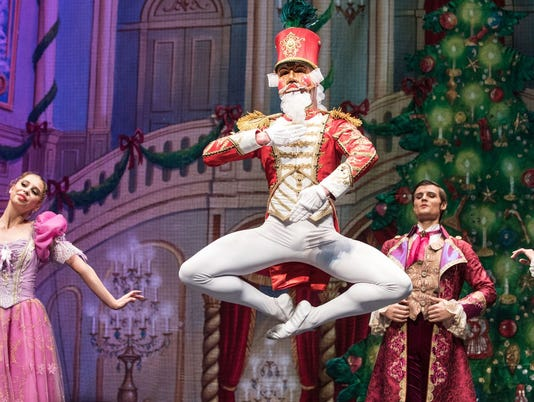 The Great Russian Nutcracker