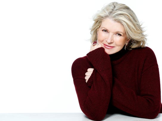 Martha Stewart will appear at Food & Wine events in