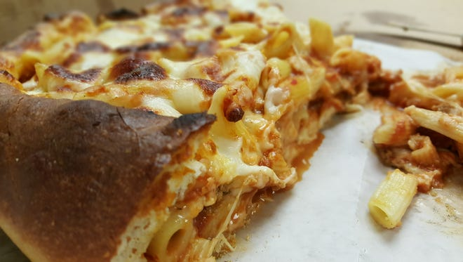PNJ celebrated National Pizza Month in Oct.