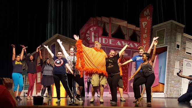 """Cumberland County College's Department of Theatre will present the Broadway musical """"Hairspray"""" at 8 p.m. Nov. 20 to 22 and 3 p.m. Nov. 23 in the Frank Guaracini Jr. Fine and Performing Arts Center. The campus is at Sherman Avenue and College Drive in Vineland."""