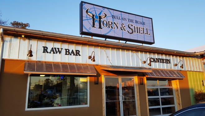 Horn and Shell in in West Ocean City opened in December 2015.