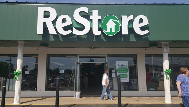 Habitat for Humanity of New Castle County opened a new ReStore retail site in Middletown on May 14. The group is opening a Lewes location in March.