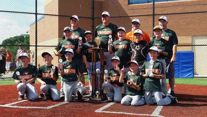 The Chambersburg Renegades, a 9U Little League team, went 6-1 at the ABC CAP Classic in Pittsburgh, Pa., and won the championship game.