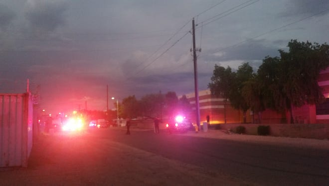 Police say a man who was shot in the chest during an altercation near Tempe Marketplace  on Aug. 16, 2016, has died.