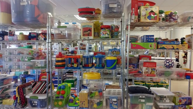 The Grenada Early Learning Advantage Center will have to return about two-thirds of its supplies to Mississippi State University on Dec.31. The community is trying to figure out how to keep the doors open with limited toys, books and games for parents and child care workers to check out.