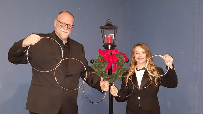 Floyd Collins and Madison Wilson will perform at 'The Wonders of Christmas.""