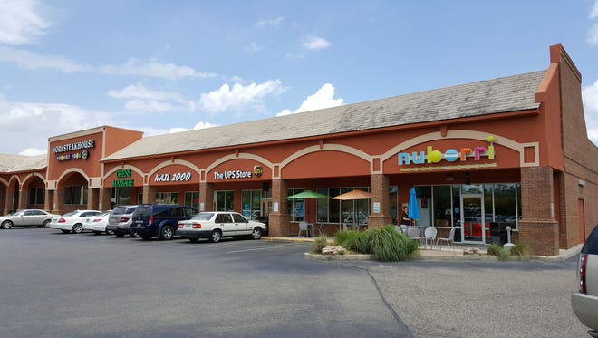 A New York-based real estate company purchased the Northampton Shopping Center on Kerry Forest Parkway for $7,125,000.