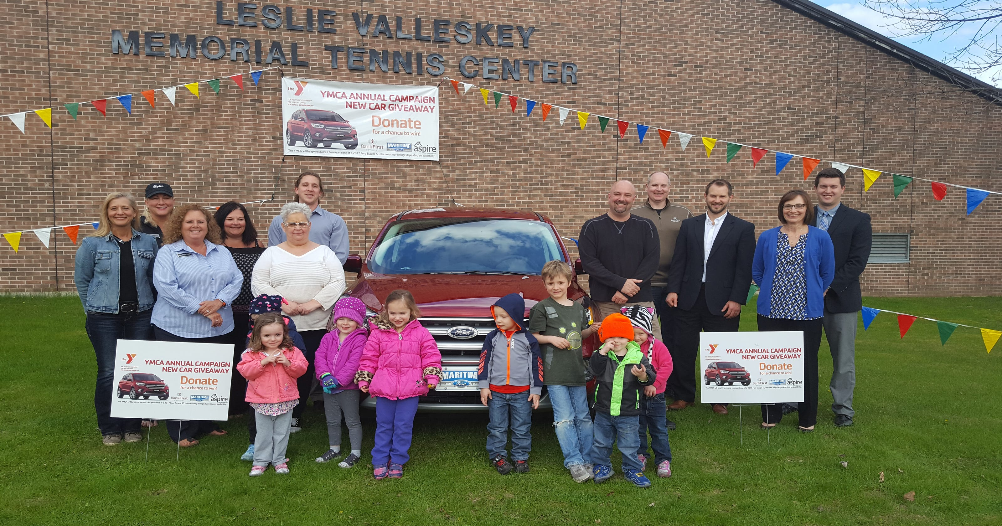 Deadline nears for YMCA's New Car Giveaway