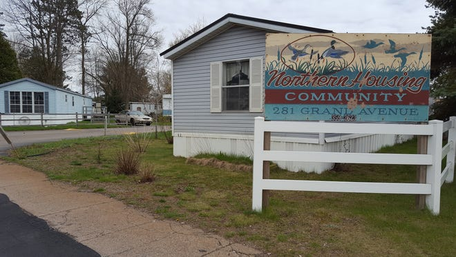 The City of Schofield has ordered the Northern Mobile Home Park to close by Oct. 19.