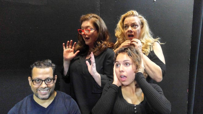 "Theatre Conspiracy's ""Women in Jeopardy"""