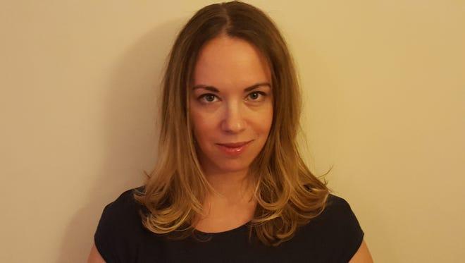 Sarah Kendzior, a political writer from St. Louis